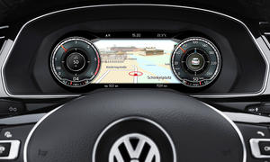 Active Info Display von VW