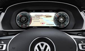 Active Info Display von VW