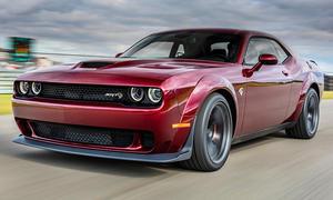 Dodge Challenger SRT Hellcat Widebody (2017)