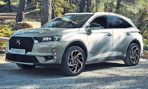 DS 7 Crossback E-Tense (2019)