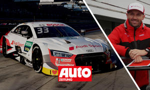 Audi RS 5 DTM: Tracktest-Video