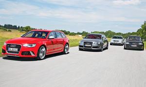Audi RS 6 & S6 Avant (1996-2013)