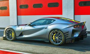 Ferrari 812 Competizione (2021)