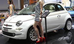 Fiat 500 Sondermodell zum 60. Geburtstag