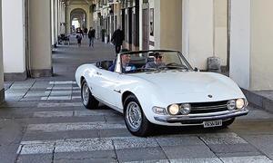 Reportage: Fiat Dino 2400 Spider in Turin
