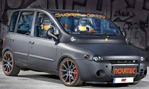 Fiat Multipla mit Fünfzylinder