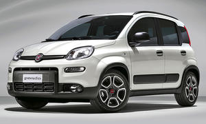 Fiat Panda Modellpflege (2020)