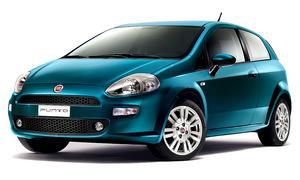 Fiat Punto Facelift (2012)