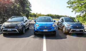 So sauber und modern ist der neue Fiat 500X