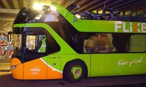 Flixbus-Unfall in Berlin