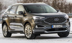 Ford Edge Facelift (2019)