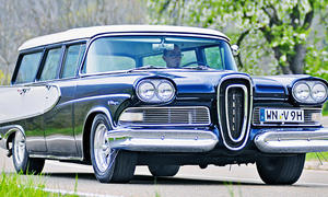 Edsel Villager: Classic Cars