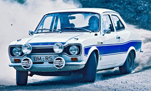 Ford Escort RS 2000: Classic Cars