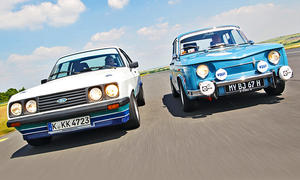 Ford Escort RS & Renault 8 Gordini: Classic Cars