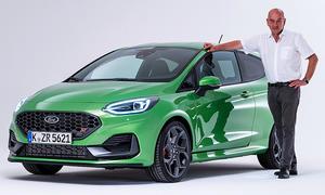Ford Fiesta ST Facelift (2022)