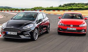 VW Polo GTI/Ford Fiesta ST