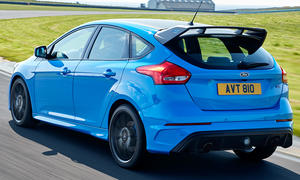 "Ford Focus RS ""Blue & Black"""