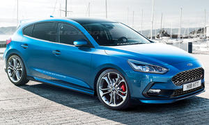Ford Focus ST (2018)