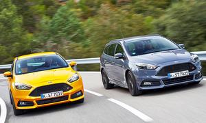 Ford Focus ST Facelift (2015)