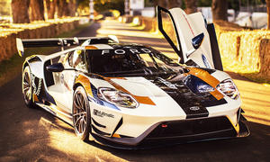 Ford GT Rennsportversion