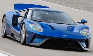 Neuer Ford GT