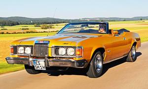Mercury Cougar XR-7 Cabrio: Classic Cars