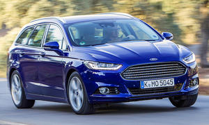 Ford Mondeo Turnier (2014)