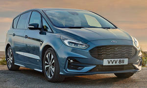Ford S-Max Facelift (2019)