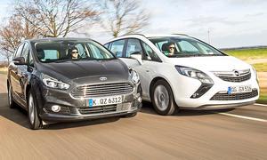 Ford S-Max/Opel Zafira Tourer: Gebrauchtwagen kaufen