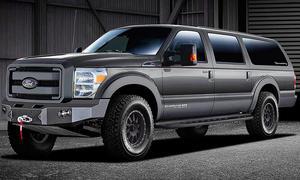 2015-2016 Hennessey VelociRaptor SUV