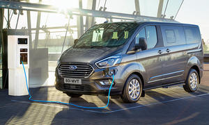 Ford Transit Custom Plug-in-Hybrid (2019)
