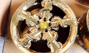 Drachen-Felgen von Dicastal Wheel