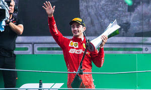 Formel 1 2019: Italien