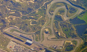 Formel-1-Strecke Zandvoort