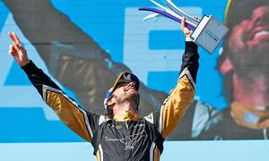 Formel E 2018 in New York