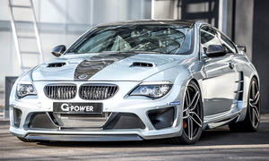 BMW M6 von G-Power