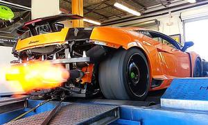 Lamborghini Gallardo Dallas Performance