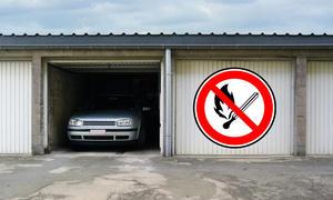 Was darf man in der eigenen Garage