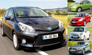 Gebrauchtwagen-Ratgeber: Japanische Kleinwagen