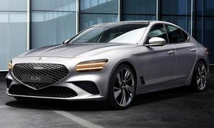 Genesis G70 Facelift (2020)