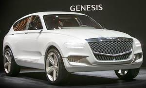 Genesis GV80 Concept (2017)