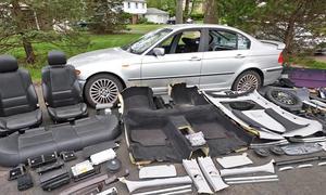 Gewicht am Auto einsparen