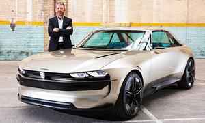 Gilles Vidal: Peugeot-Design