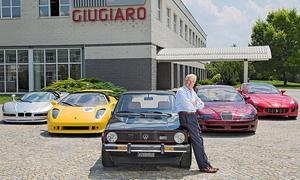 Exklusiv Interview: Designer Giorgetto Giugiaro