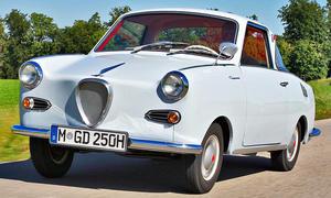 Goggomobil TS 250 Coupe: Classic Cars