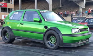 "VW Golf III ""VR12"""
