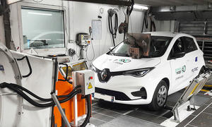 Green NCAP (Test): Renault Zoe
