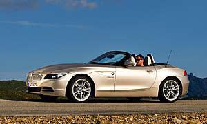 Neuheiten: BMW Z4