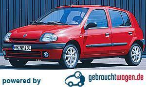 Gebrauchtwagen: Renault Clio