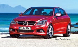 Neue Kleinwagen: Mercedes A-Klasse